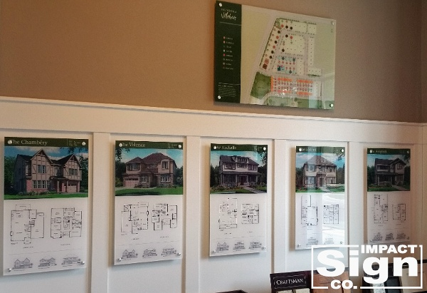 Polygon Villebois Home Floor Plan Digital Prints