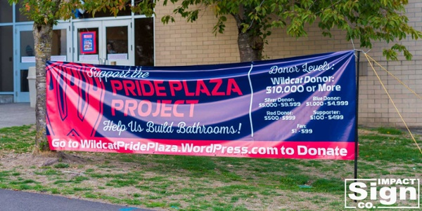 Westview Pride Project Banner